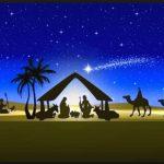 É Natal Jesus nasceu em África
