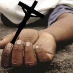 Corpos negros e a morte de Cristo