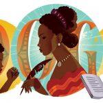 O Doodle da Abolicionista, negra e feminista: Maria Firmina dos Reis