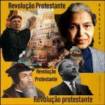 Eu fico com a Revolução Protestante